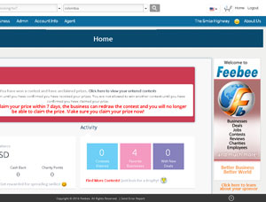 Earn Money through Feebee